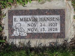 Ernest Melvin Hansen