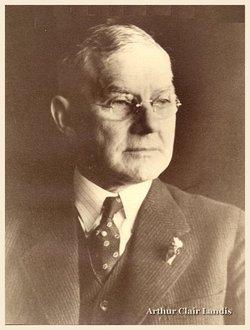 Arthur Clair Clair Landis