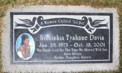 Niskishia Tyshane Lil Bit Davis