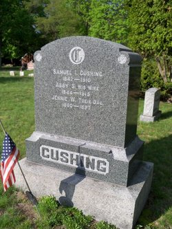 Abby S Cushing