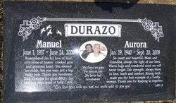 Manuel Durazo