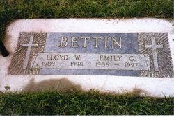 Lloyd W Bettin