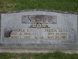 Freida Leona <i>Schmidt</i> Null