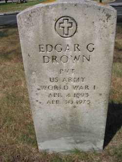 Edgar G. Drown