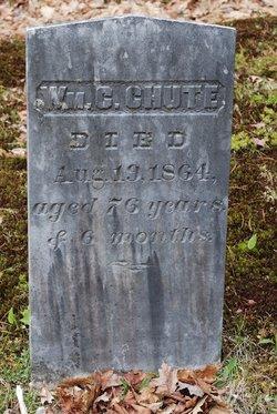 William Carr Chute