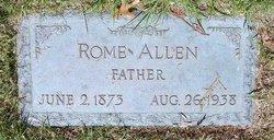Rome Allen