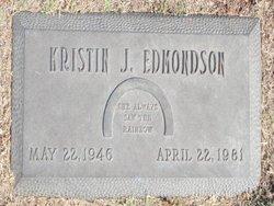 Kristin J. Edmondson