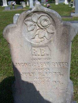Robert B Baker