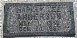 Harley Lee Anderson