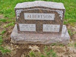 Ella H Albertson