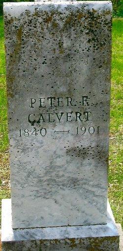 Peter F. Calvert