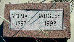 Velma L. <i>Busby</i> Badgley