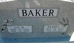 Aubrey T. Baker