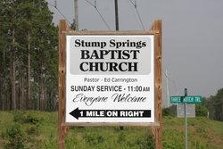 Stump Springs Cemetery