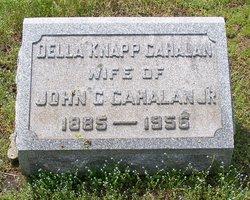 Della <i>Knapp</i> Cahalan