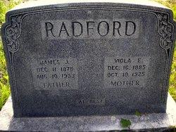 Viola E <i>Reese</i> Radford