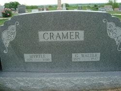 George Walter Walter Cramer