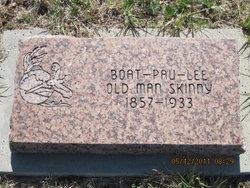 Skinny Old Man Skinny Boat-Pau-Lee