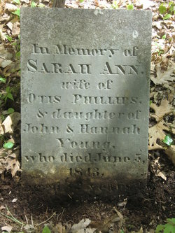 Sarah Ann <i>Young</i> Phillips