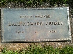 Dale Howard Grimes