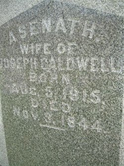 Asenath <i>Powell</i> Caldwell
