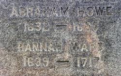 Abraham Howe