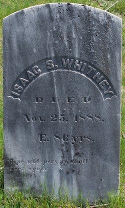 Isaac Sanderson Whitney