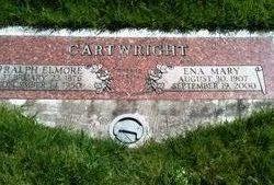 Ena Mary Cartwright