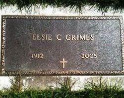 Elsie C. Grimes