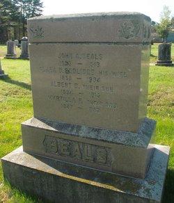 Clara Davis <i>Coolidge</i> Beals