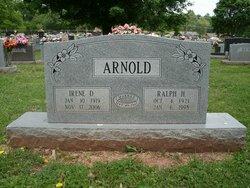 Irene D <i>Cotter</i> Arnold