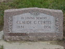 Claude C Curtis