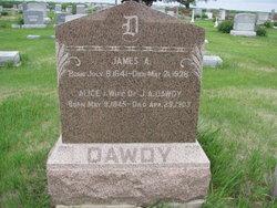 James A Dawdy