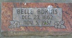 Belle <i>Woods</i> Adkins