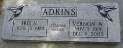 Vernon Wesley Adkins