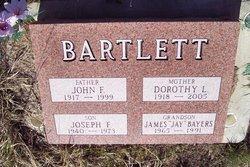 Dorothy Louise <i>Lancell</i> Bartlett