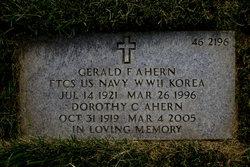 Dorothy Carolyn Ahern