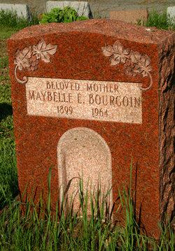 Mabel Elizabeth Maybelle <i>Sargent</i> Bourgoin