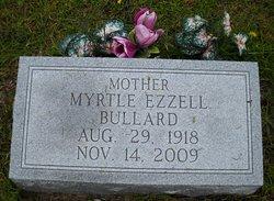 Myrtle <i>Ezzell</i> Bullard