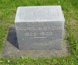 George W. Bacon