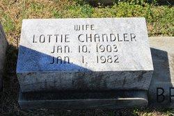 Lottie <i>Chandler</i> Brownlee