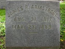 James R Armstrong
