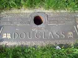 Ruth M <i>King</i> Douglass