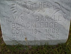 Thomas Barkley Blackledge