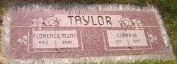 Florence Mary <i>Munn</i> Taylor