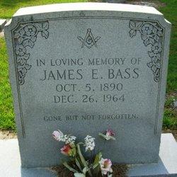 James Edward Bass