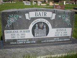 Quinn R Bair