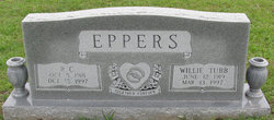 Willie Marie <i>Tubb</i> Eppers