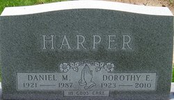 Dorothy Eileen <i>Lance</i> Harper