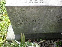D. Thomas Sprankle